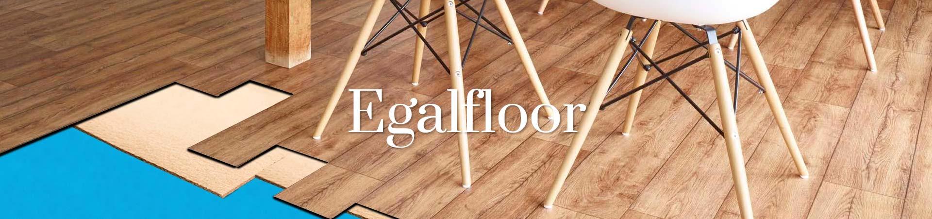 Egalfloor zachtboard ondervloeren by Estillon