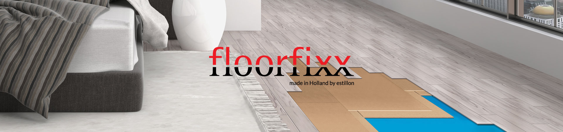 Floorfixx underlays