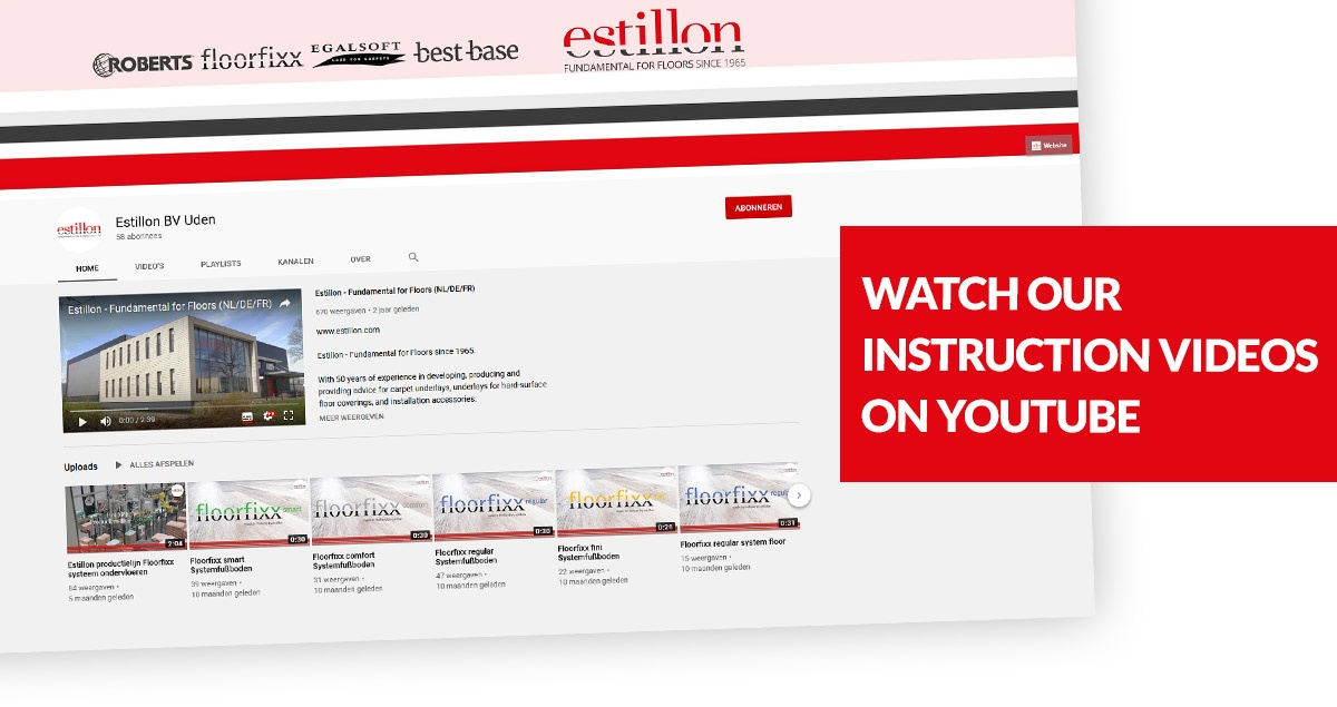 Estillon's Youtube channel