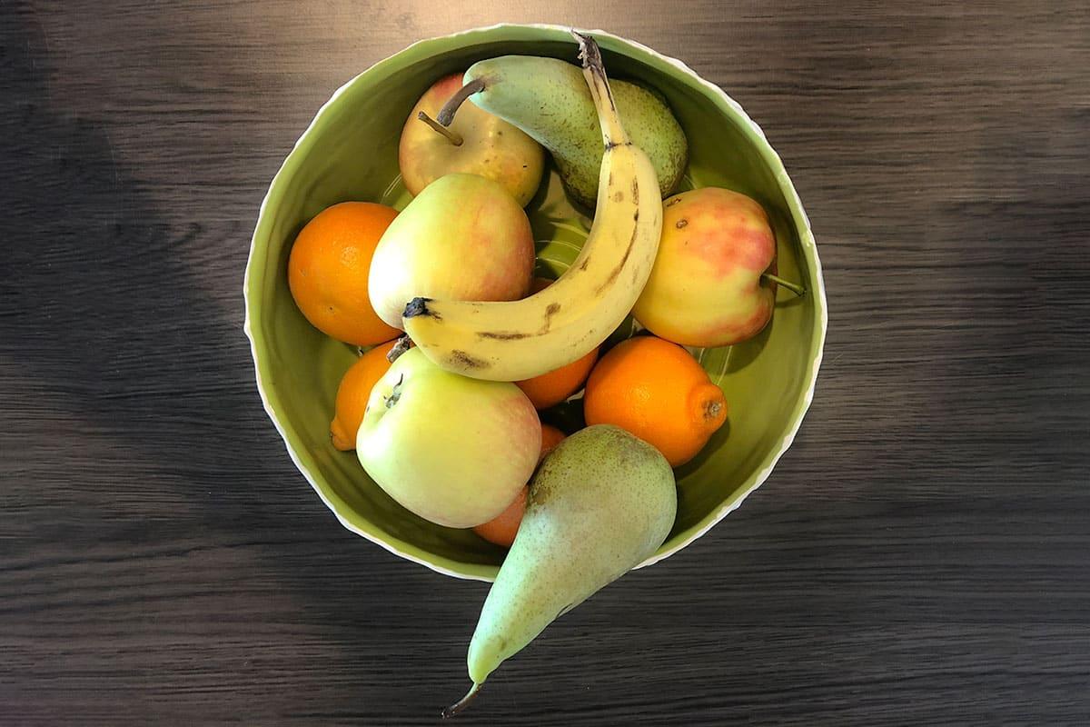 Gratis fruit