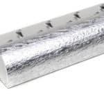 R1814(S)-Zware-alu-tapijtafsluitrand-9-mm-glanzend-zilver-hamerslag