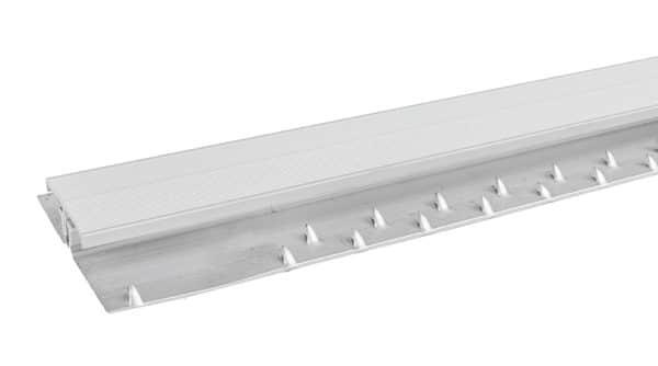R3707-Alu-dubbelstrip-met-kap-7,7-mm-mat-zilver-01
