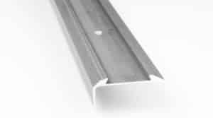 R6215-Alu-trapneus-profiel-45x25-mm-geborsteld-nikkel