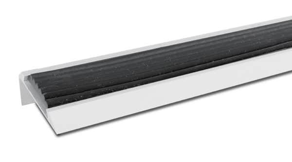20 mm x 24,5 mm x 95 cm Silber verschiedene Gr/ö/ßen Treppenkanten Winkelprofil Treppenwinkelprofil Treppenprofil Treppenstufenprofil