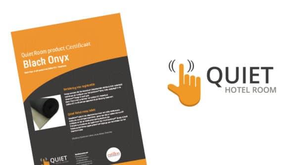 QHR certificaat-black-onyx