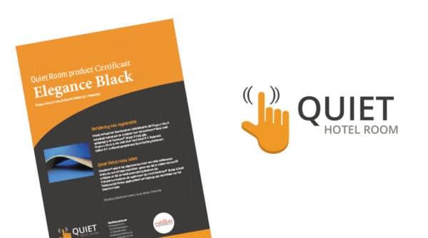 QHR certificaat-elegance-black