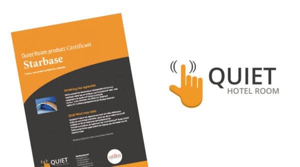 QHR certificaat-starbase