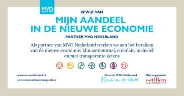 Aandeel MVO Nederland