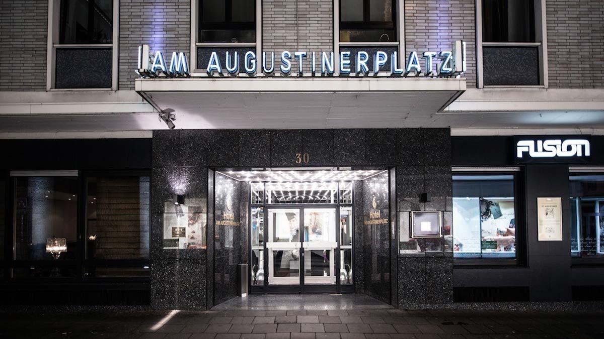 Am Augustinerplatz Hotel