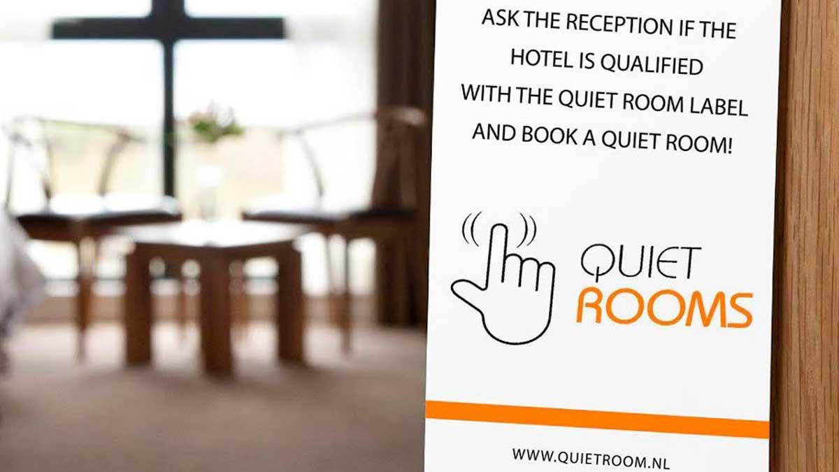 Quiet Hotel Room
